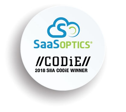 SaaSOptics wins 2018 CODiE award for best billing and subscription software